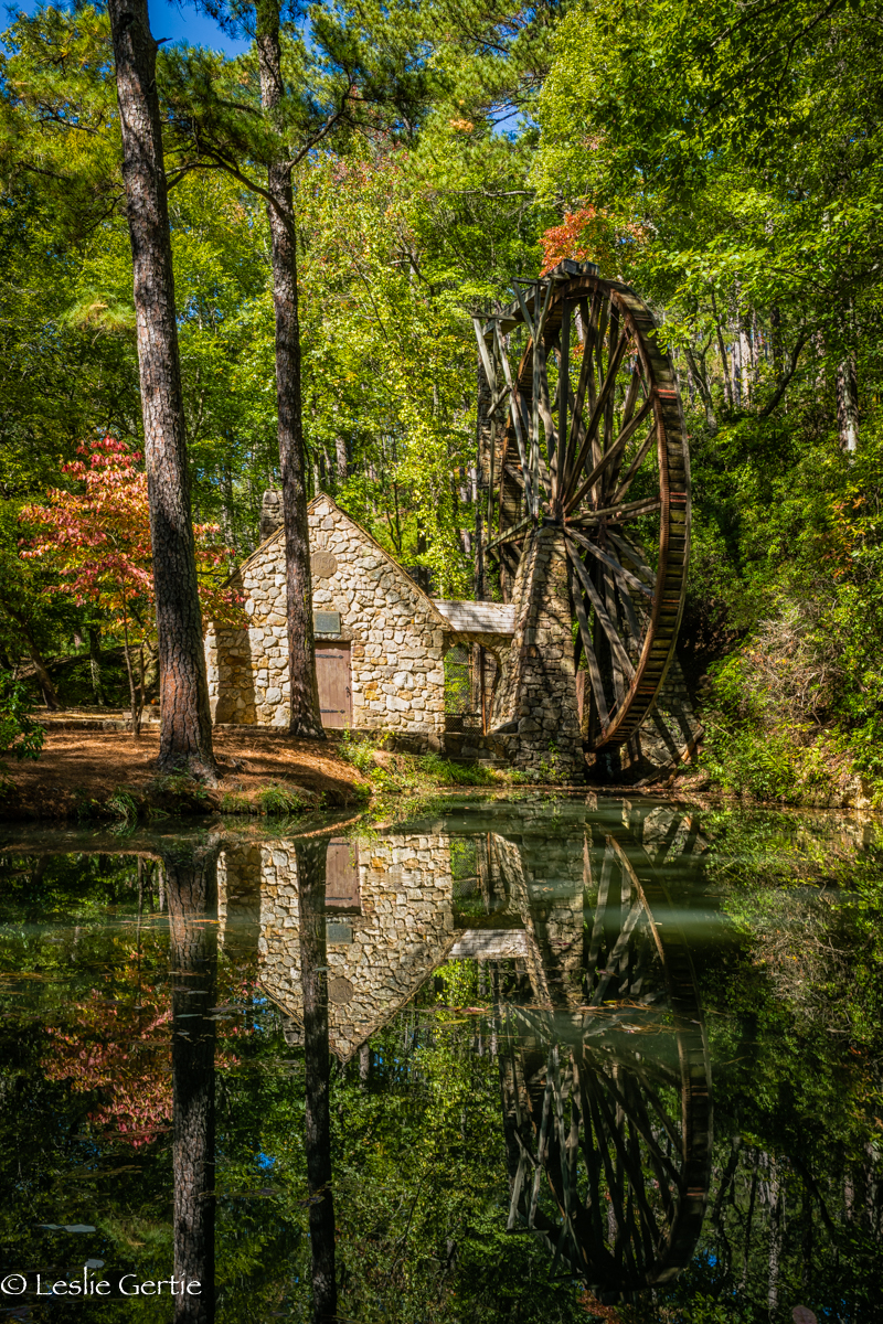 Berry College Grist Mill-5609