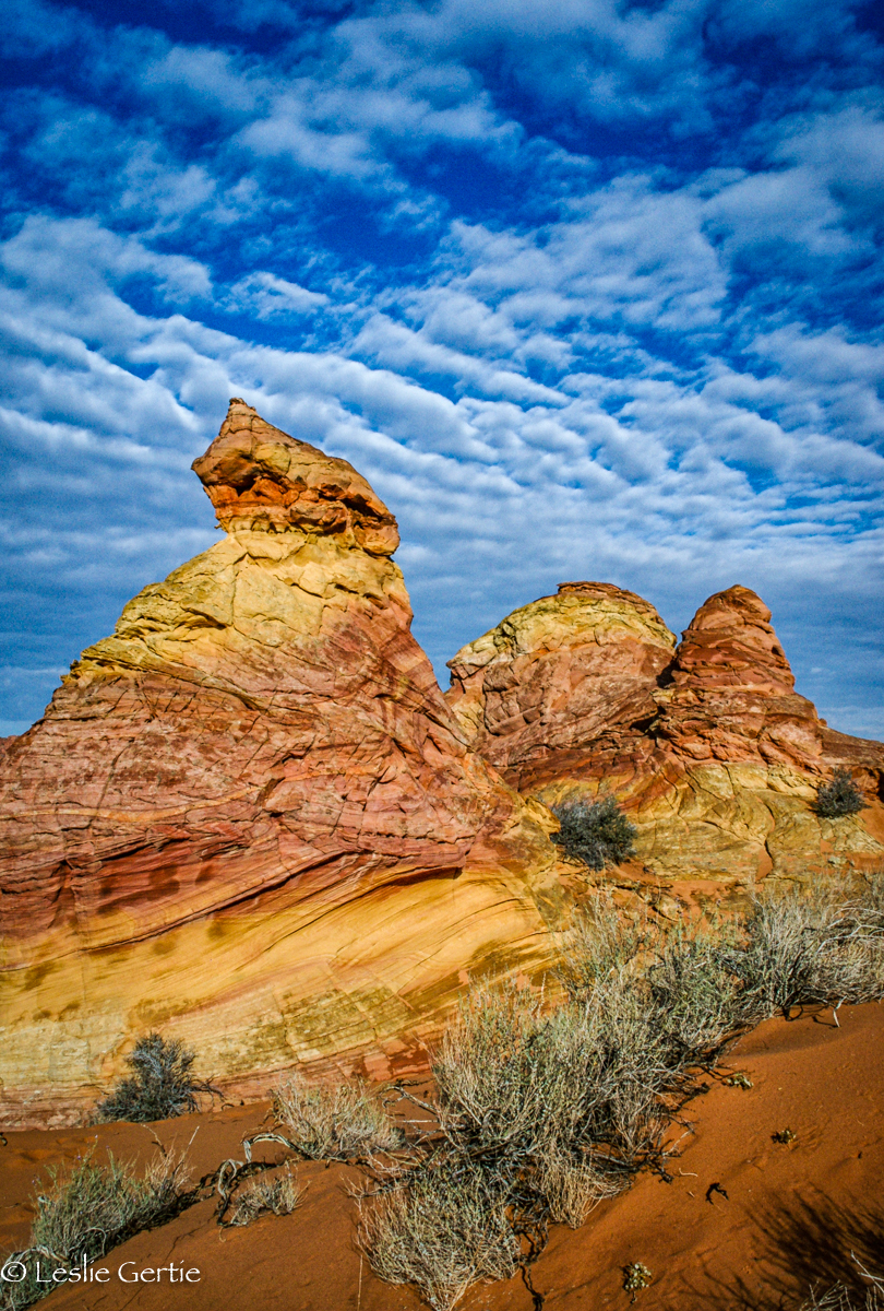 Colorful Buttes-28