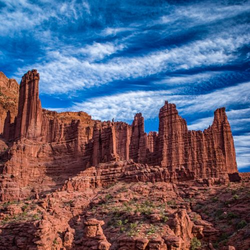 Fisher Towers-797