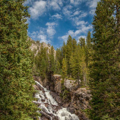 Hidden Falls @ Jenny Lake-5416