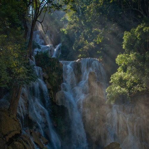 Kuang Si Falls, Laos-996