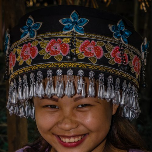 Laotian Girl-1011