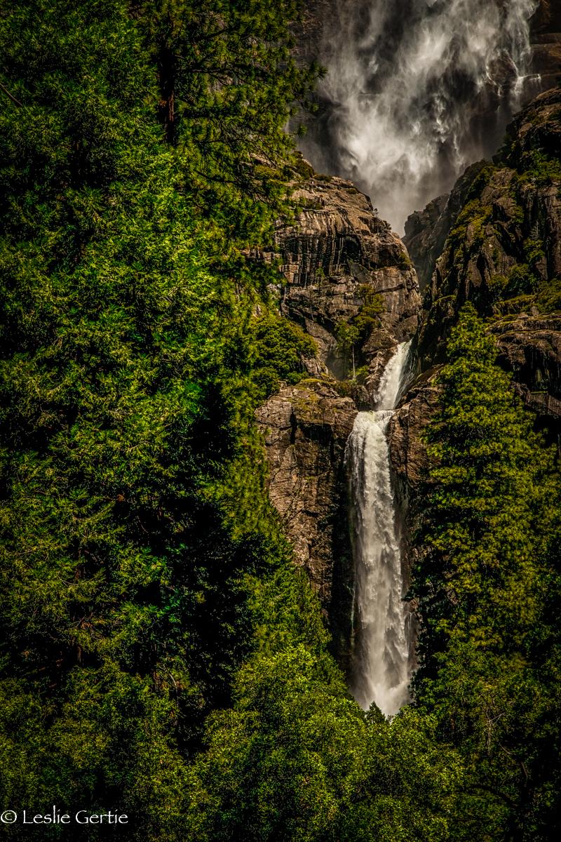 Lower Yosemite Falls-4645