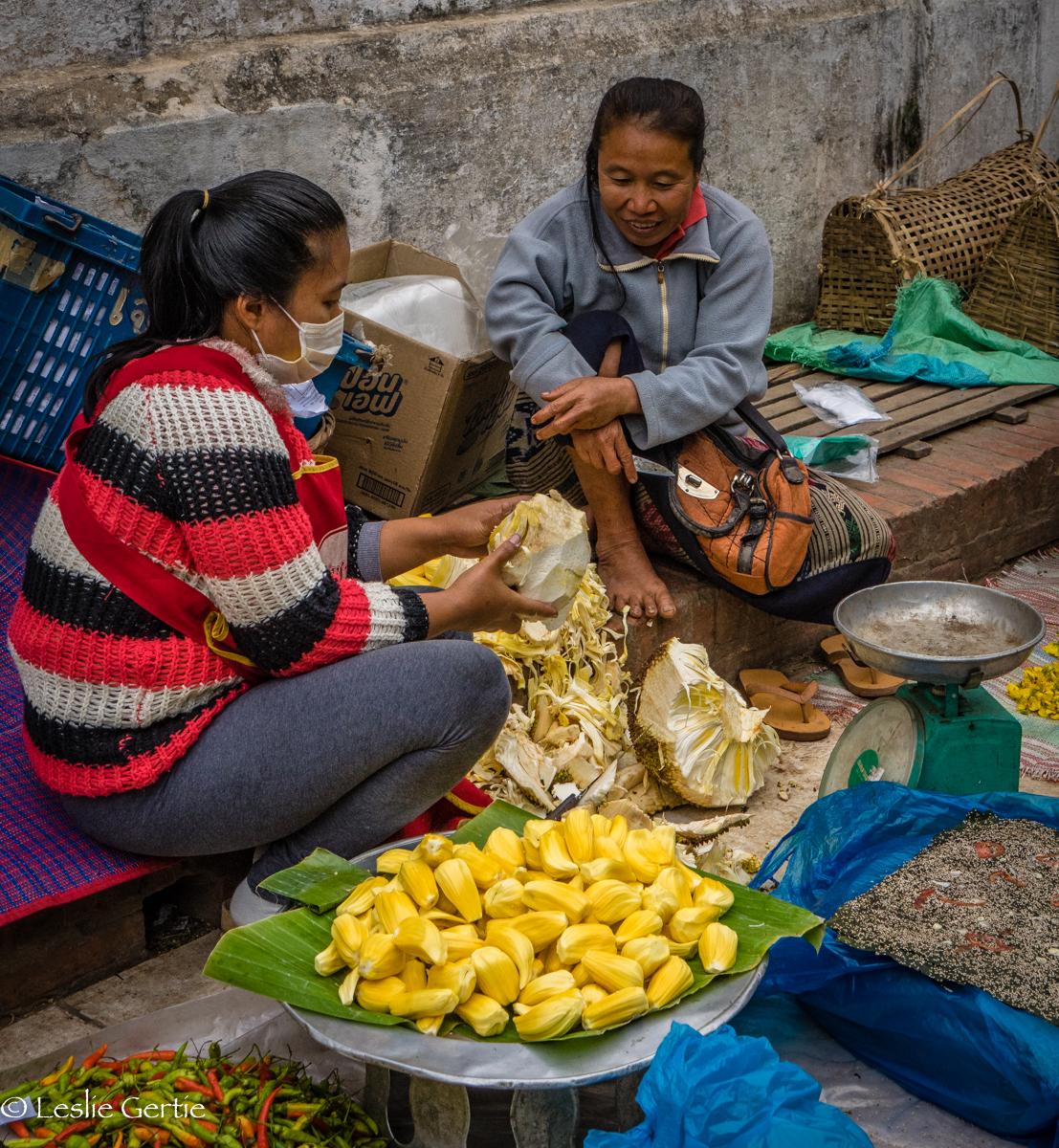Luang Prabang Market-963