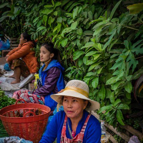 Luang Prabang Market-981
