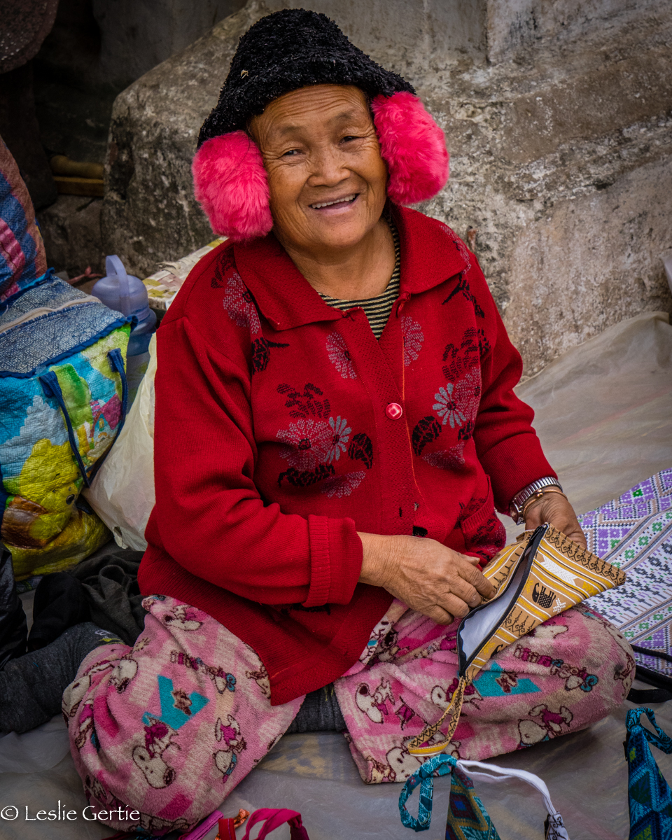 Luang Prabang Street Vendor-985