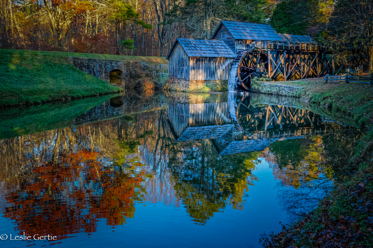 Mabry Grist Mill-5876