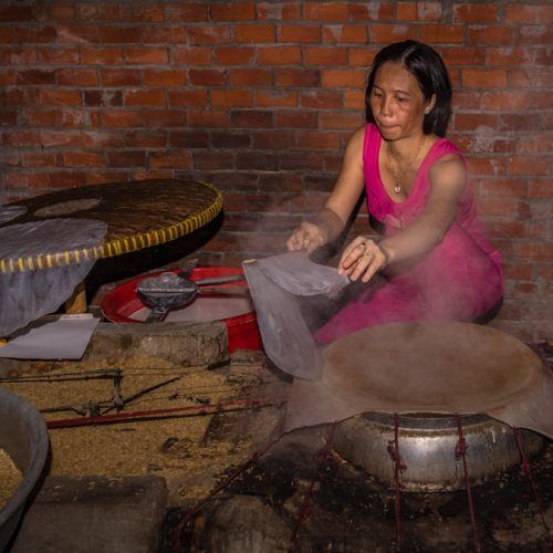 Making Rice Paper-363