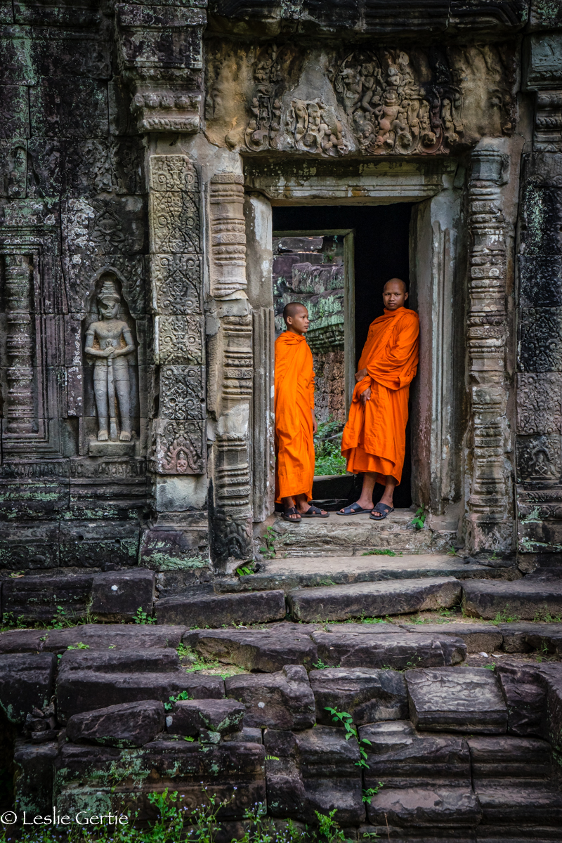 Monks @ Preah Khan-8983