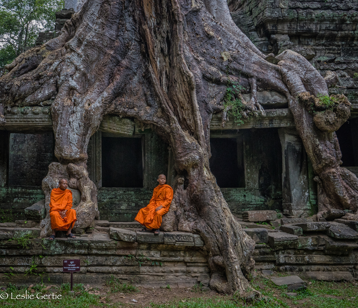 Monks @ Preah Khan-9062