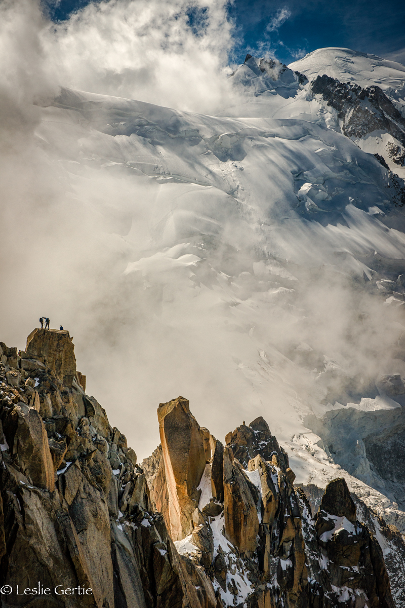 Mt. Blanc & Climbers-2858