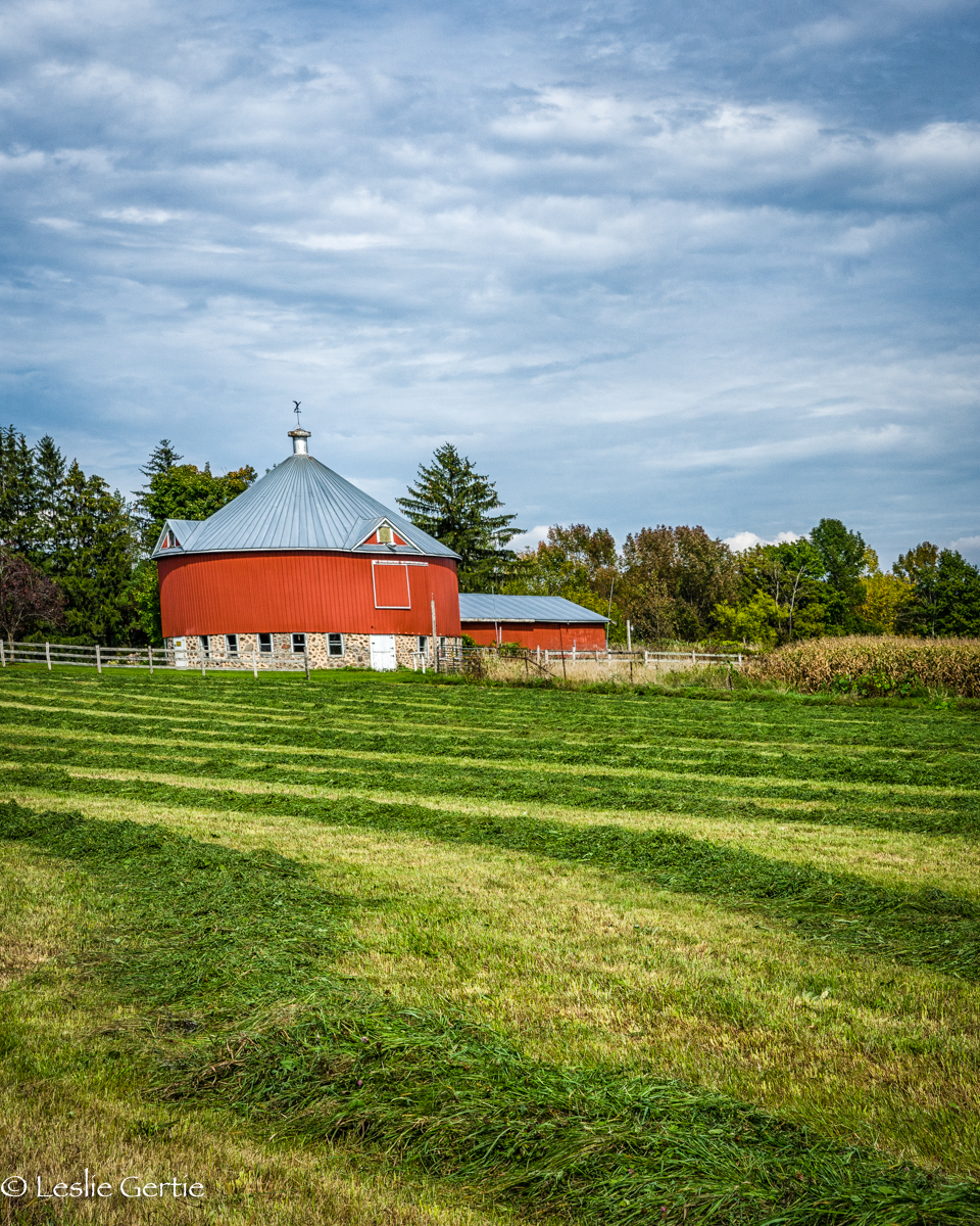 Round Barn in Wisconsin-4886