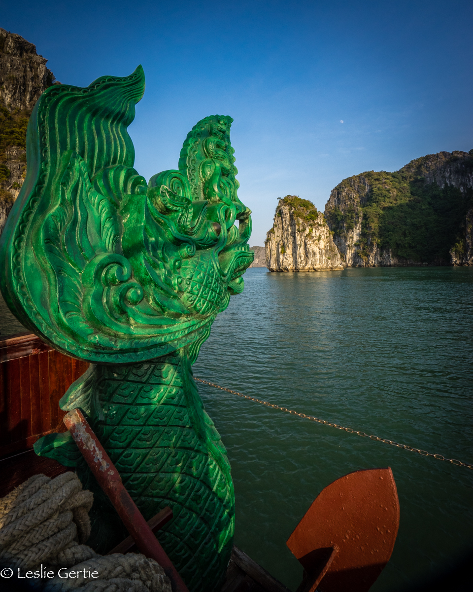 Ship's Guardian in Halong Bay-629
