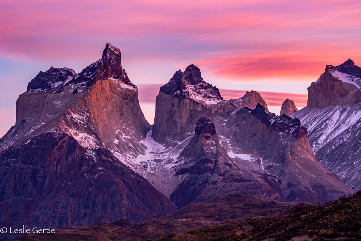 The Horns in Torres del Paine @ Sunrise-933