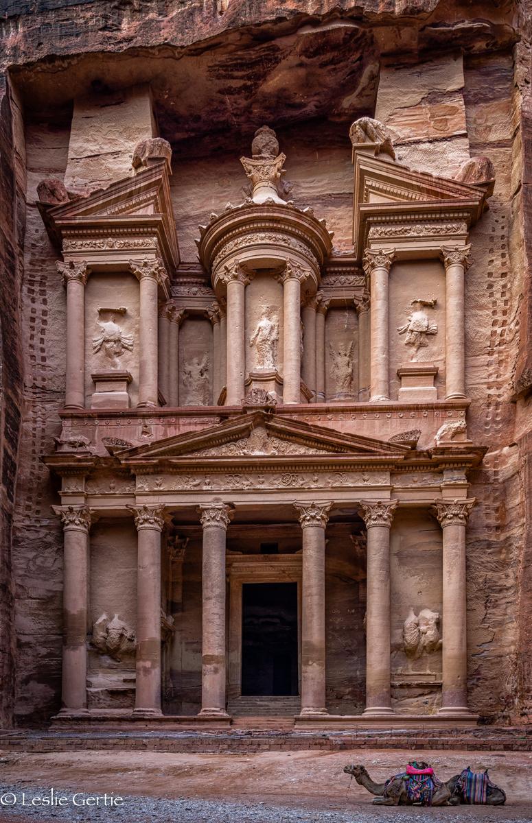 The Treasury in Petra-4494