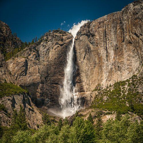 Upper Yosemite Falls-4692