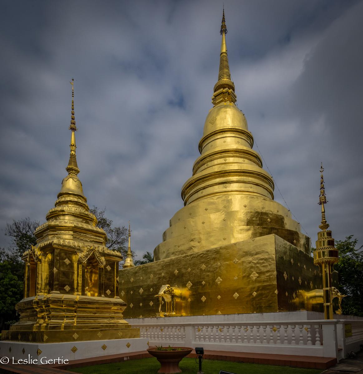 Wat Phra Singh Temple, Chiang Mai, Thailand-1511