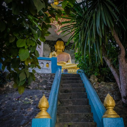 Wat Sensoukharam, Laos-1020