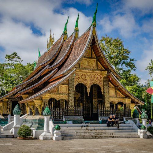 Wat Xiang Thong, Luang Prabang, Laos-1027