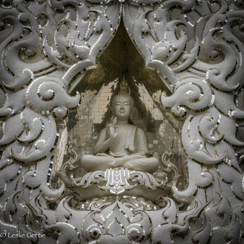 White Temple Buddha-1396