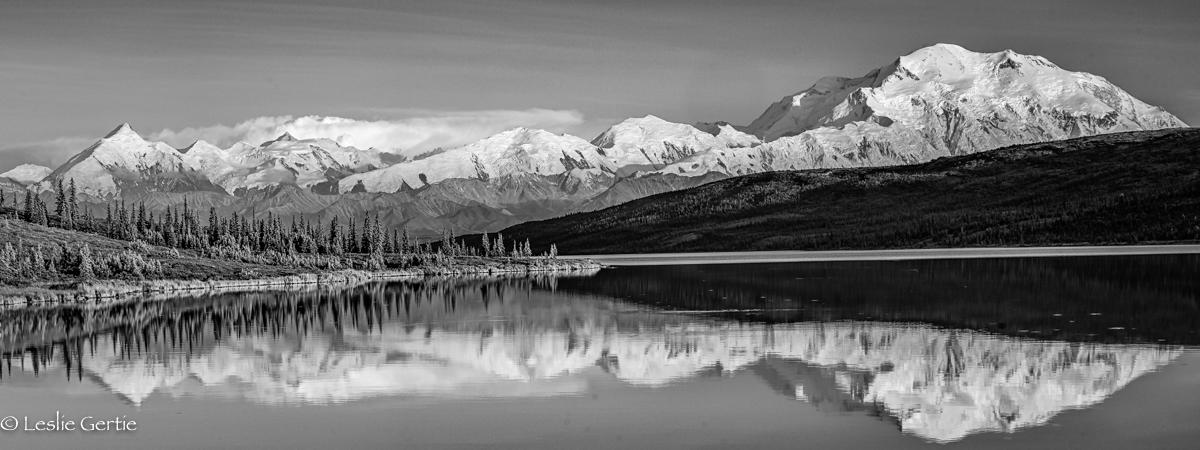 Wonder Lake Reflection-22