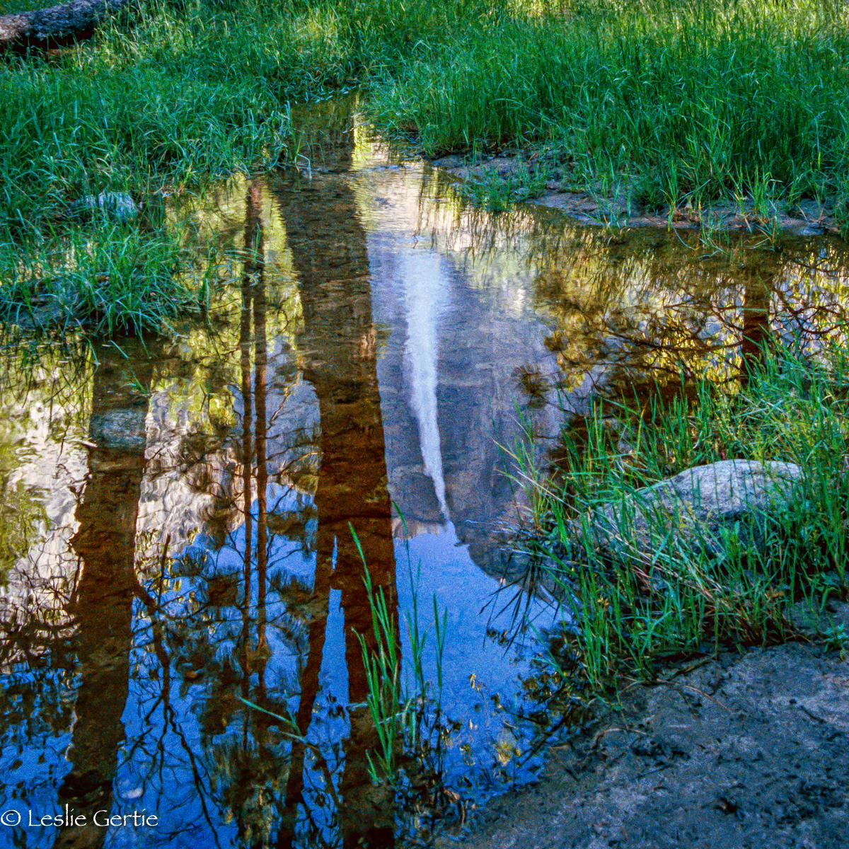 Yosemite Falls Reflecte-185-1