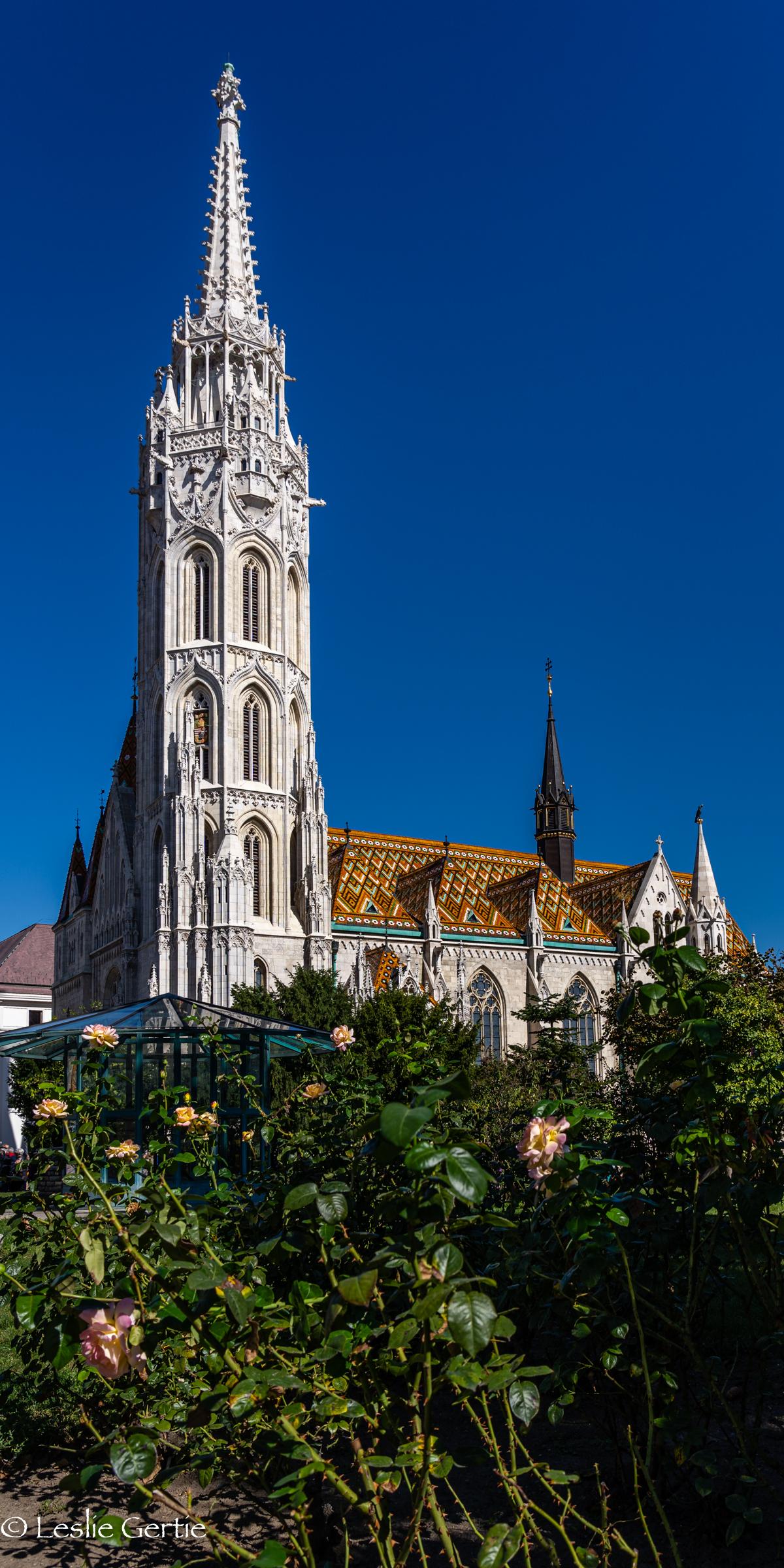 Matthias Church, Budapest-2163