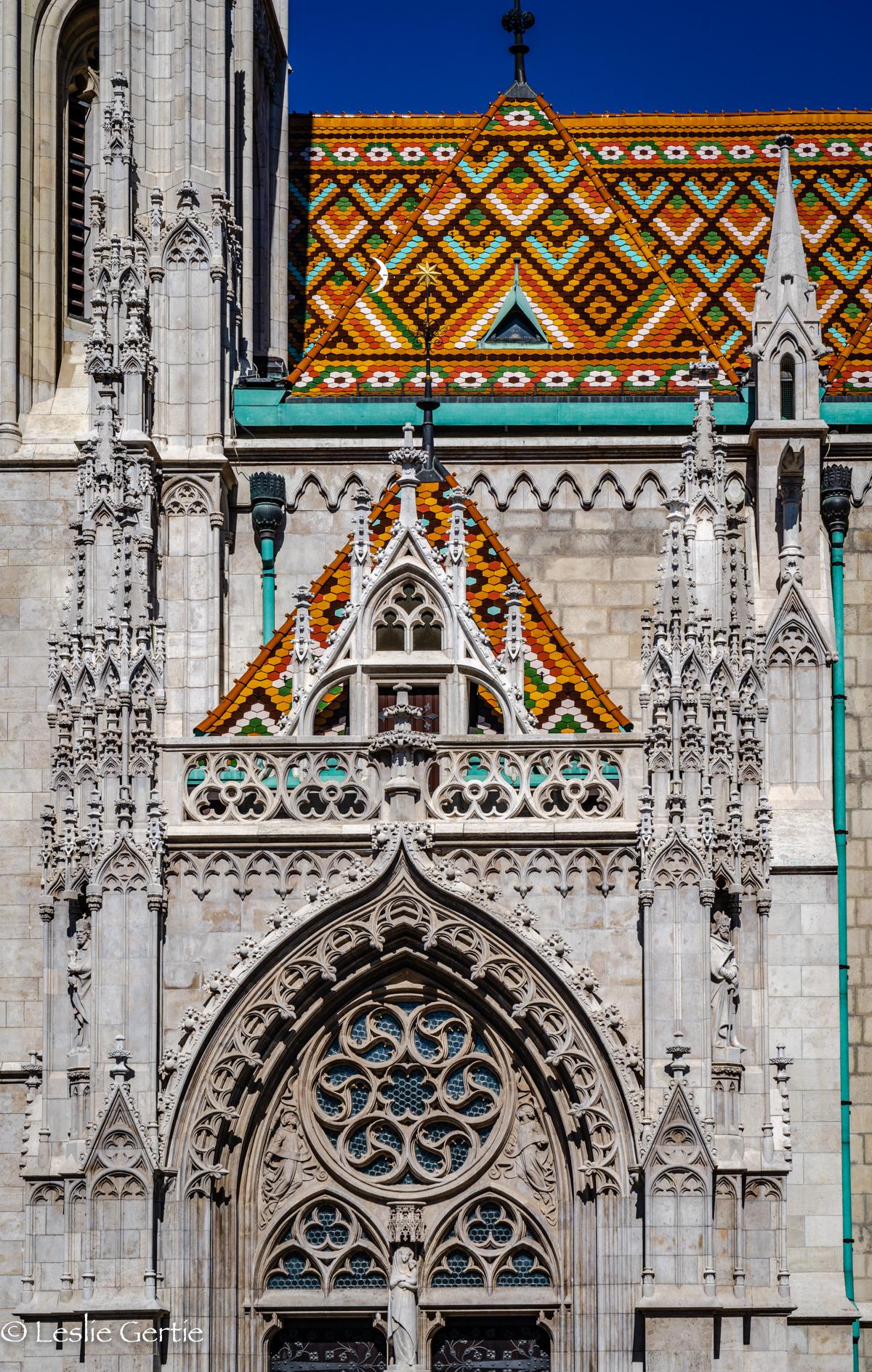 Matthias Church, Budapest-2190