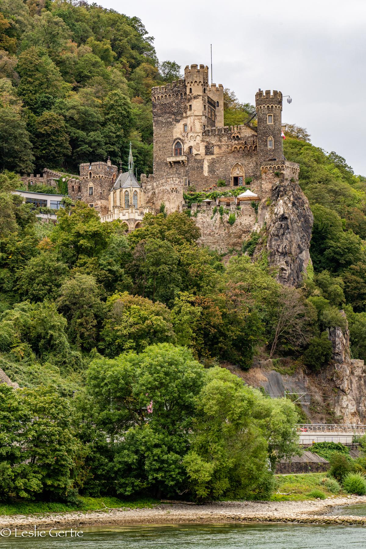 Rheinstein Castle-1811