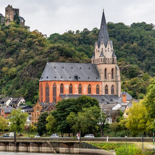 Rhine River-1752