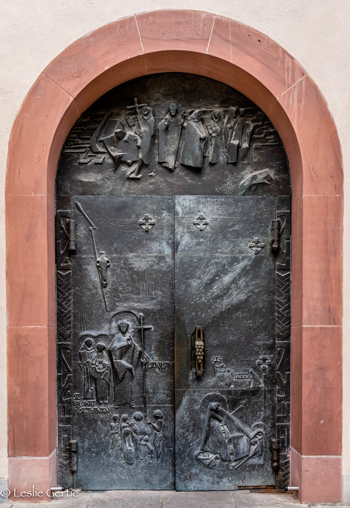 Wurzburg, Germany-1875